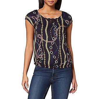 Paragraph 81.910.32.3575 T-Shirt, Multicolore (59u7 AOP 59u7), 38 (Size Manufacturer: 32) Woman