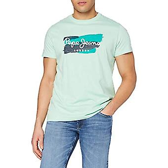 Pepe Jeans AITOR T-Shirt, 630malachite, XS Men's