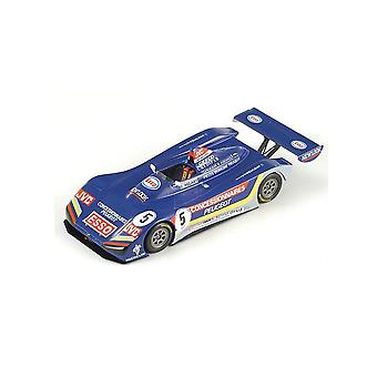 Peugeot 905 Spider (Eric Helary - Ganador de la Copa de Europa 1992) Diecast Model Car
