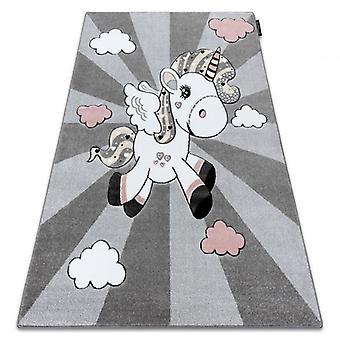 Rug PETIT UNICORN grey