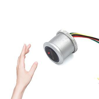 Mini metalowy przycisk wyjścia na podczerwień