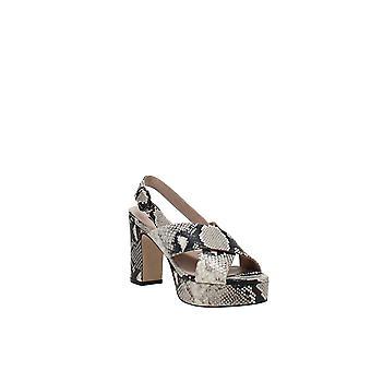 Stuart Weitzman | Jerry Block High-Heel Platform Sandals