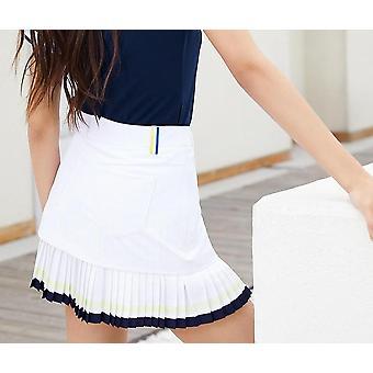 Nouvelle jupe de golf pour femmes, jupe courte athlétique sportive