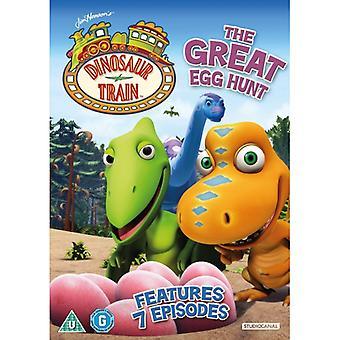 Dinosaur Train - Den stora äggjakt DVD