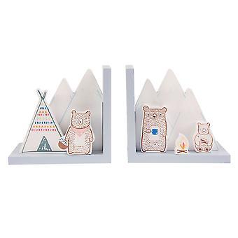 Sass & Belle Bear Camp Boeken boeken boeken