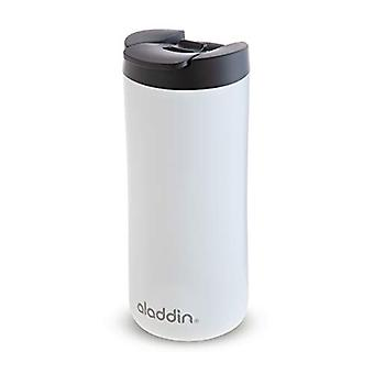 Aladdin Stainless Steel Vacuum Mug 0.35L White