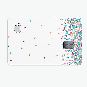 Multicolor Micro Dots On The Rise - Premium Protective Decal Skin-kit