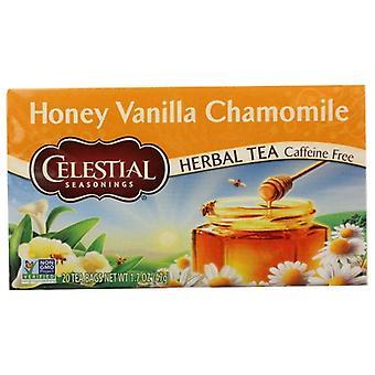 Taivaalliset mausteet tee yrtti hunaja van kamomilla, kotelo 6 X 20 pussia