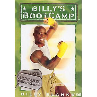 Billy Blanks Ultimate Bootcamp DVD (2007) cert E Region 2