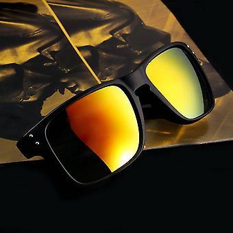 Chopper vindbestandige solbriller Sports Motorcykel Ridning reflekterende briller