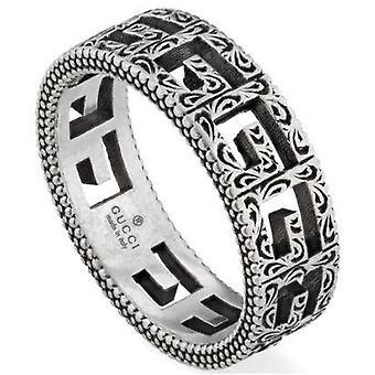 Gucci jewels g cube ring ybc576993001024