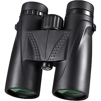 Eyeskey 10x42 Binoculars for Adults | Waterproof Fog Proof | BAK4 Roof Prism | FMC Lenses | Professional Binos for Outdoor Hunting Hiking Nature Watching Sports Events and Concerts,(black)
