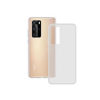 Mobil sag Kontakt Huawei P40 Pro 5G TPU Transparent