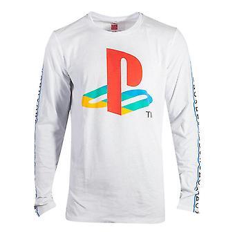 Playstation Taping Shirt met lange mouwen