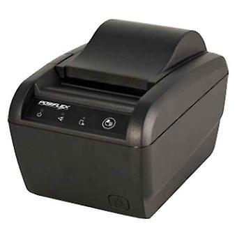 طابعة التذاكر POSIFLEX PP-8802 أحادية اللون الحرارية 203 ppp 80 مم