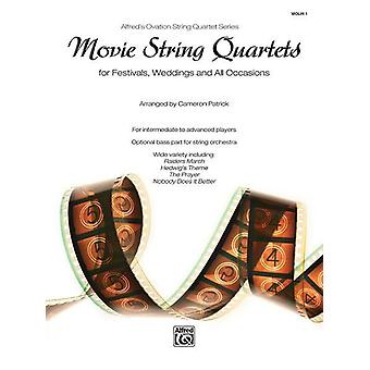 Movie String Quartet Violin 1