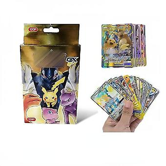 100/360pcs/box Cards Sun & Moon Lost Thunder English Trading Card Game Evolutions Booster Box Collectible