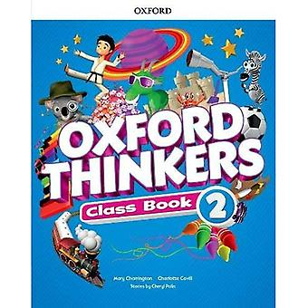 Oxford Thinkers: Level 2: Class Book (Oxford Thinkers)