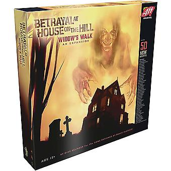 The Betrayal Of The House On The Hill: The Widow's Walking Board Game