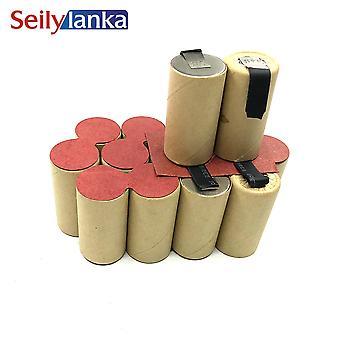 3000mah Für Alpha Werkzeuge 18v Ni Mh Akku Pack Cd Power Pack Accu-Pack As18a As 18 A für Selbstinstallation