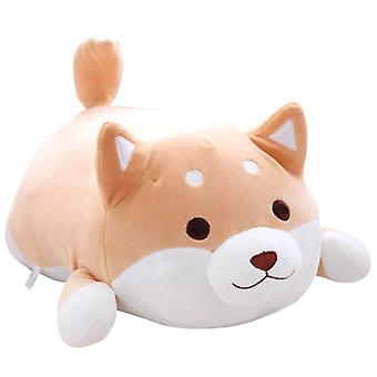 Cute Soft Fat Shiba Inu Dog Pillow Plush Toys Children's Toys Christmas Gifts Home Decoration