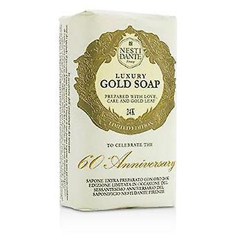 Nesti Dante 60 Anniversario Di lusso Gold Soap con foglia d'oro (edizione limitata) - 250g/8.8oz