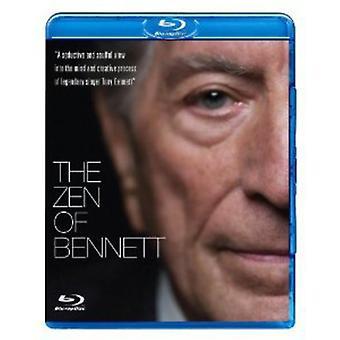 Tony Bennett - Tony Bennett-the Zen of Bennett [BLU-RAY] USA import