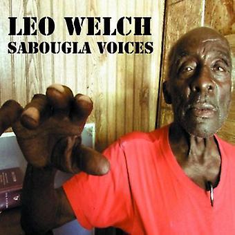 Leo Welch - Sabougla Voices [Vinyl] USA import