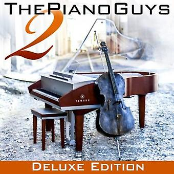 Piano Guys - Piano Guys 2 [Deluxe Edition] [CD] USA import