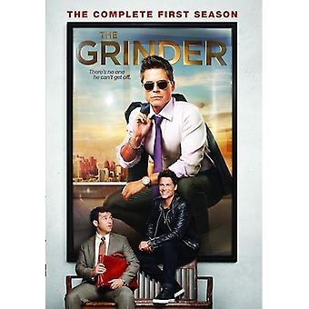 Kvarnen: Komplett första säsong [DVD] USA import