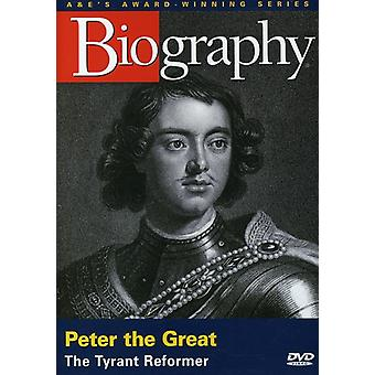 Peter de grote [DVD] USA importeren