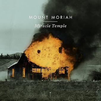 Mount Moriah - Miracle Temple [CD] USA import