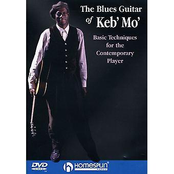 Blues Guitar of Keb' Mo' [DVD] USA import