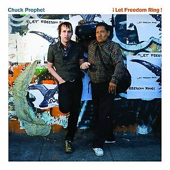 Chuck Prophet - Let Freedom Ring [CD] USA import