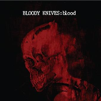 Bloody Knives - Blood [CD] USA import