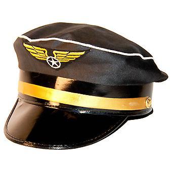 Pilot Hat Hat avion Capitanul pilot ' s Hat
