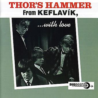 Thor's Hammer - From Keflavik with Love [CD] USA import