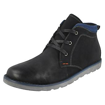 Mens Thomas botte Casual Ankle Boots A3056