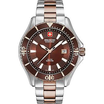 Swiss military Hanowa mens watch Nautila gents 06-5296.12.005