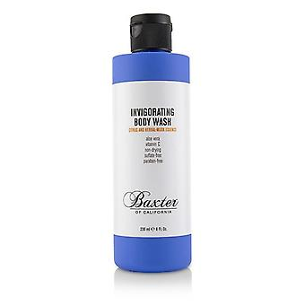 Invigorating Body Wash - Citrus And Herbal-musk Essence - 236ml/8oz