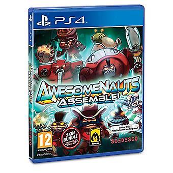 Awesomenauts Assemble (PS4) - New