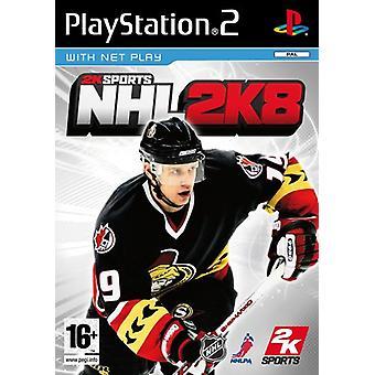 NHL 2K8 (PS2) - Nieuwe fabriek verzegeld
