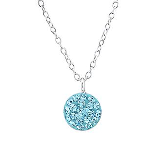 Round - 925 Sterling Silver Necklaces - W32032X