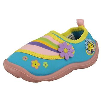 Infant Girls Fifi And The Flower Tots Beach Shoes