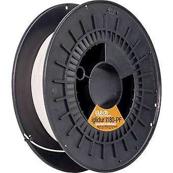 igus I180-PF-0175-0250 iglidur® I180 Tribo Filament 1.75 mm 250 g White