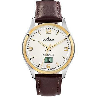 Dugena watch traditional classic Vault radio 4460862
