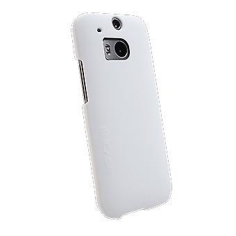 WirelessOne Encase Case for HTC One M8 (White)