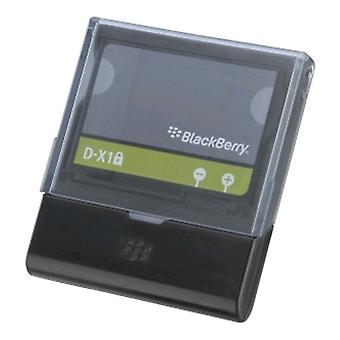 OEM BlackBerry Mini External Battery Charger for BlackBerry Tour Storm (Black) - ASY-18976-002