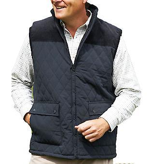 Champion Mens Country Estate Arundel Fleece Lined BodyWarmer
