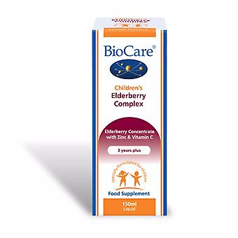 Biocare Children's Elderberry Complex 150ml